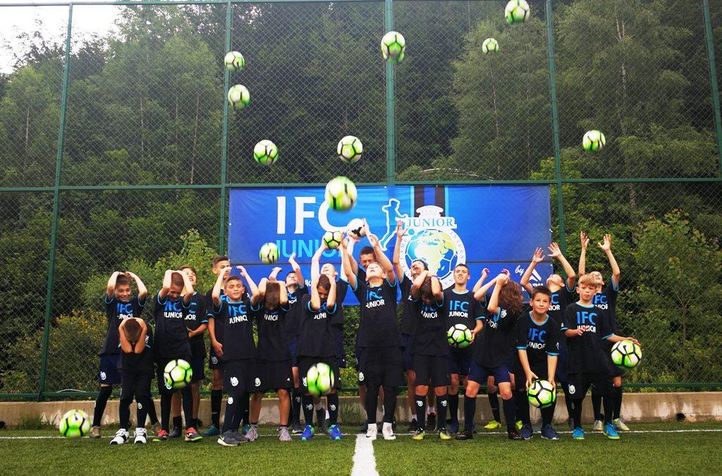 Promena termina IFC Junior 2020.