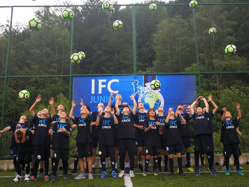 Nakon uspešno realizovanog kampa 2018., na redu je još uspešniji IFC Junior 2019.