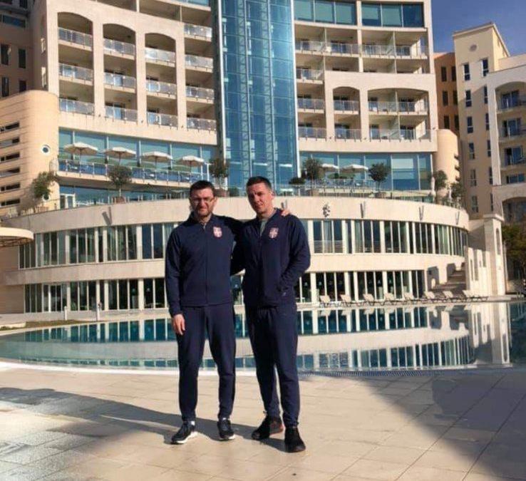 Treneri IFC Junior su deo fudbalske reprezentacije Srbije