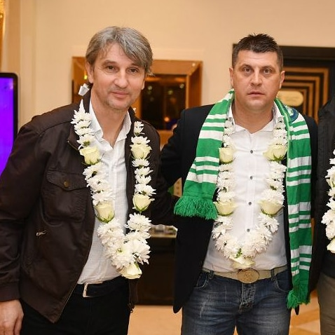 Director of IFC Junior on new mission is Saudi Arabia!